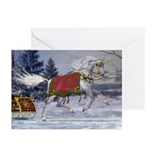 2014 Holiday Unicorn Greeting Cards