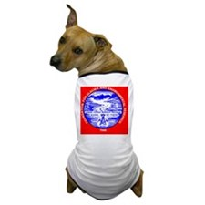 JIRP color Bleed sq 950x950 -- 300 dpi Dog T-Shirt