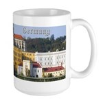 Passau Germany Large Mug