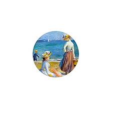 iPad Renoir Beach Mini Button