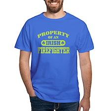 Property of a Irish Firefight T-Shirt