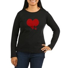 Heart missing piece_Dark.PNG Long Sleeve T-Shirt