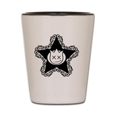 MotoStarBlackpng Shot Glass