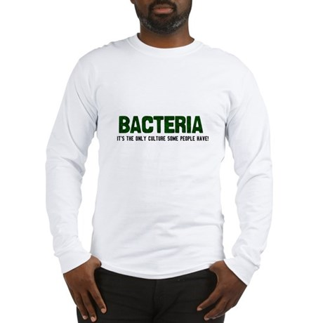 Bacteria/Biology Long Sleeve T-Shirt