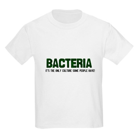 Bacteria/Biology Kids T-Shirt