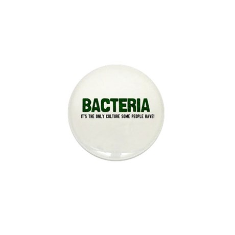 Bacteria/Biology Mini Button