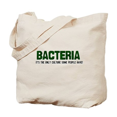 Bacteria/Biology Tote Bag