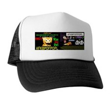 PeepsColourWiseOldOwl Trucker Hat