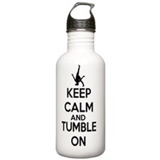 Keep Calm - Gymnastics Water Bottle