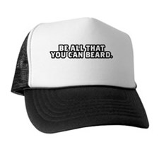 TSHIRTS_5_beall_WHITE Trucker Hat