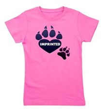 Imprinted_Color Girl's Tee