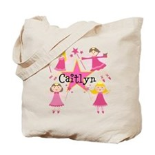 Personalized Star Princess Tote Bag