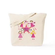 Personalized Star Princess Tote Bag
