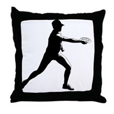 aHa Throw Pillow