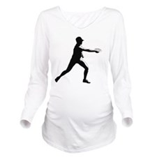 aHa Long Sleeve Maternity T-Shirt