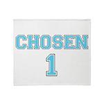 Chosen One Throw Blanket