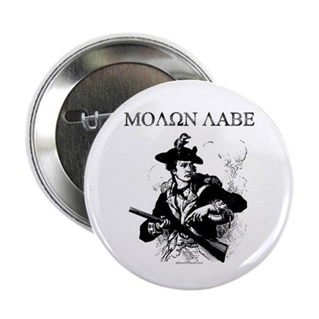 "Molon Labe Minuteman 2.25"" Button (10 pack)"