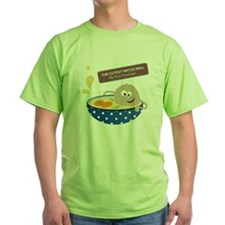 The cutest matzo ball-my first passo T-Shirt