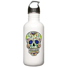 All-souls-day-mens Sports Water Bottle