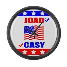 joad_casy_light Large Wall Clock