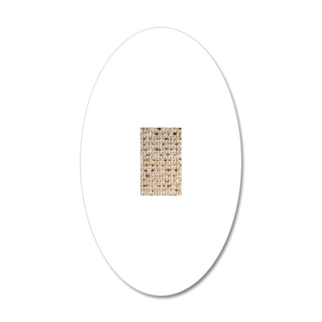 thongie 2 20x12 Oval Wall Decal
