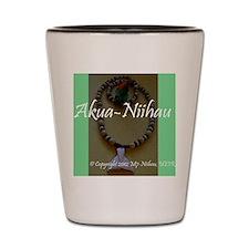 Akua Niihau Shot Glass
