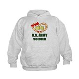 Proud Army Niece Hoody
