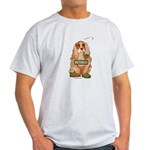 Retired Dog Light T-Shirt