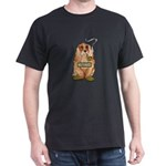 Retired Dog Dark T-Shirt
