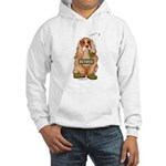 Retired Dog Hooded Sweatshirt