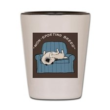 nonsportingwallet Shot Glass