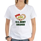Proud Army Aunt Shirt