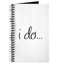I do... Journal