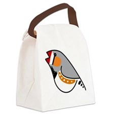 zebtoon-travel Canvas Lunch Bag