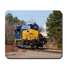 CSX Train 1 Mousepad