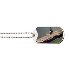 essex cva rectangle magnet Dog Tags