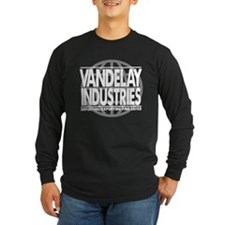 VANDELAY.psd Long Sleeve T-Shirt
