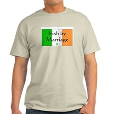 Irish by Marriage T-Shirt