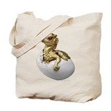 Tote Bag Gold Leaf Hatching Empress dragon