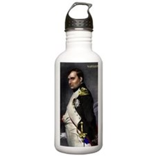 5X8 Napoleon Journal Water Bottle