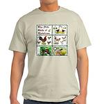 Christmas Birds Light T-Shirt