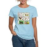 Christmas Birds Women's Light T-Shirt