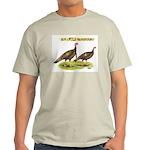 Wild Thanksgiving! Light T-Shirt
