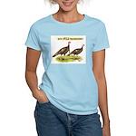 Wild Thanksgiving! Women's Light T-Shirt