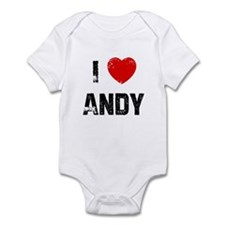 I * Andy Infant Bodysuit