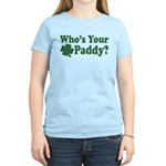 Who's Your Paddy Women's Light T-Shirt
