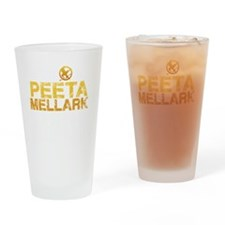 Peeta Thing -dk Drinking Glass
