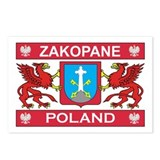 Zakopane Postcards (Package of 8)
