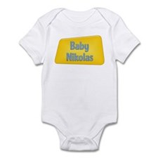 Baby Nikolas Infant Bodysuit