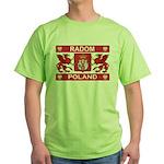 Radom Green T-Shirt